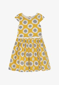 happy girls - Shirt dress - senf - 2