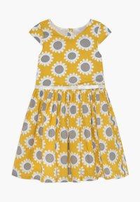 happy girls - Shirt dress - senf - 0