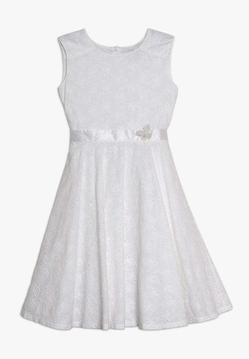 happy girls - Sukienka koktajlowa - white