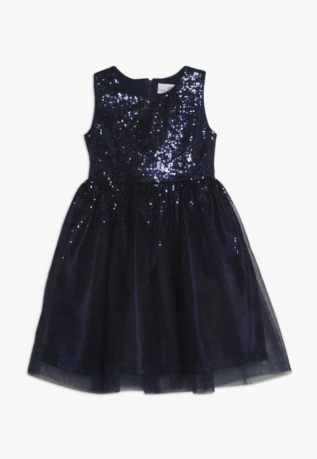 Juhlamekko - dunkelblau