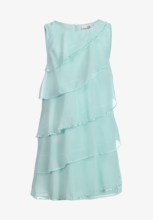 Korte jurk - ice blue