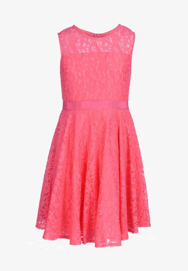 Cocktailkleid/festliches Kleid - coral