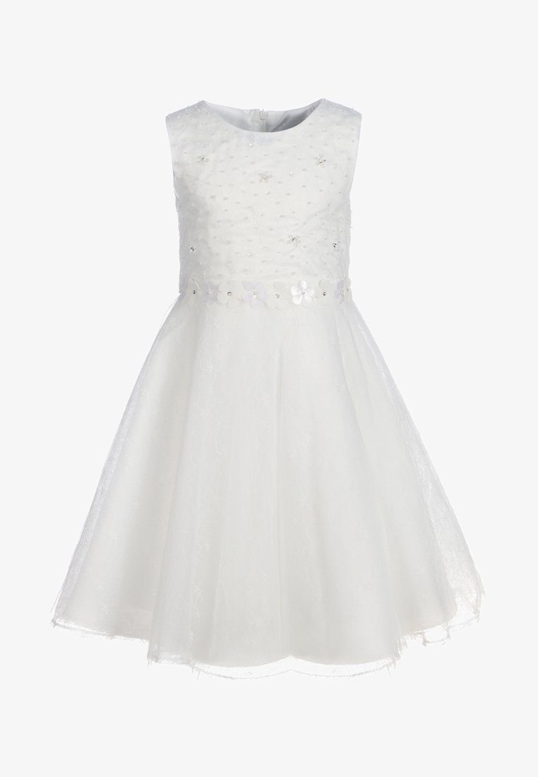 happy girls - LEILANI - Vestito elegante - ecru