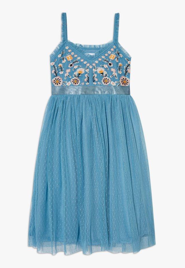Cocktailkleid/festliches Kleid - blau