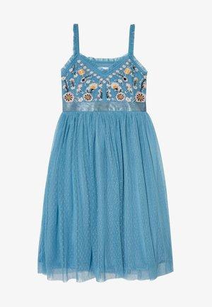 Vestido de cóctel - blau