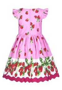 happy girls - Day dress - candy pink - 1