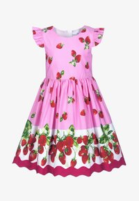 happy girls - Day dress - candy pink - 0