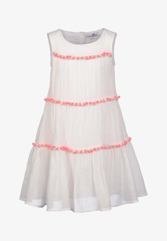 Vestito estivo - neon pink