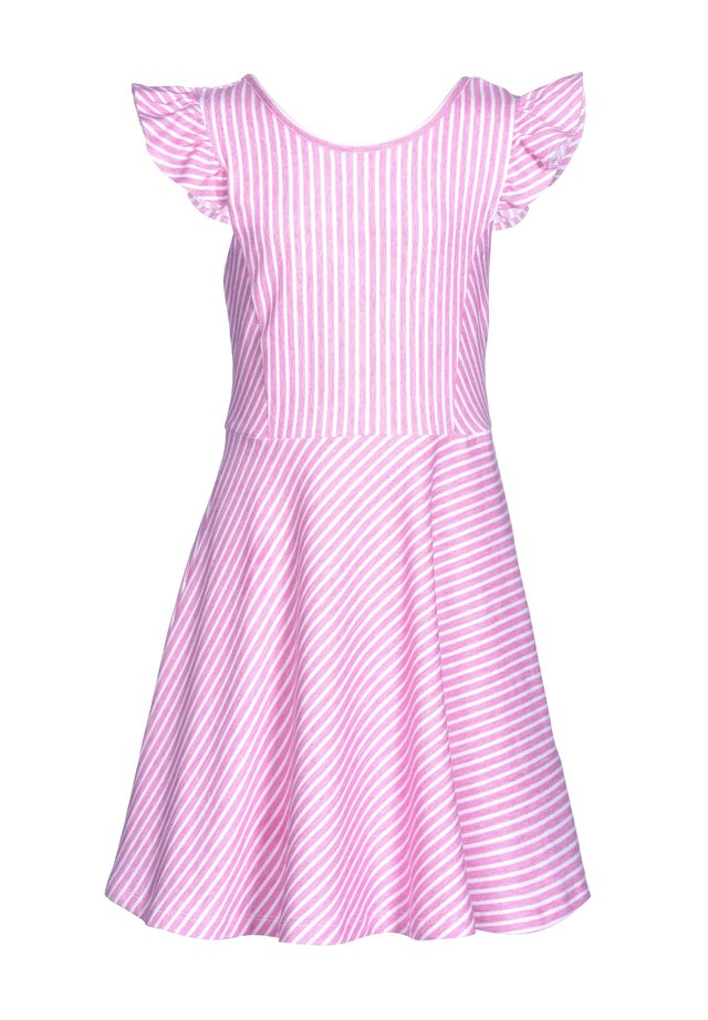 HAPPY  - Korte jurk - candy pink