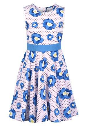 Day dress - royal blau