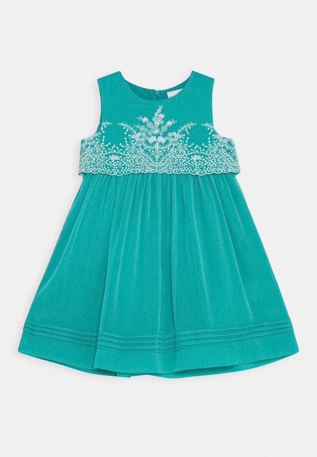 DRESS - Cocktail dress / Party dress - deep peacock blue