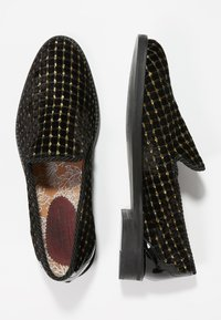 House of Hounds - STYX LOAFER - Slippers - black - 1