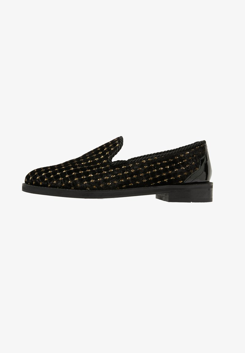 House of Hounds - STYX LOAFER - Slippers - black
