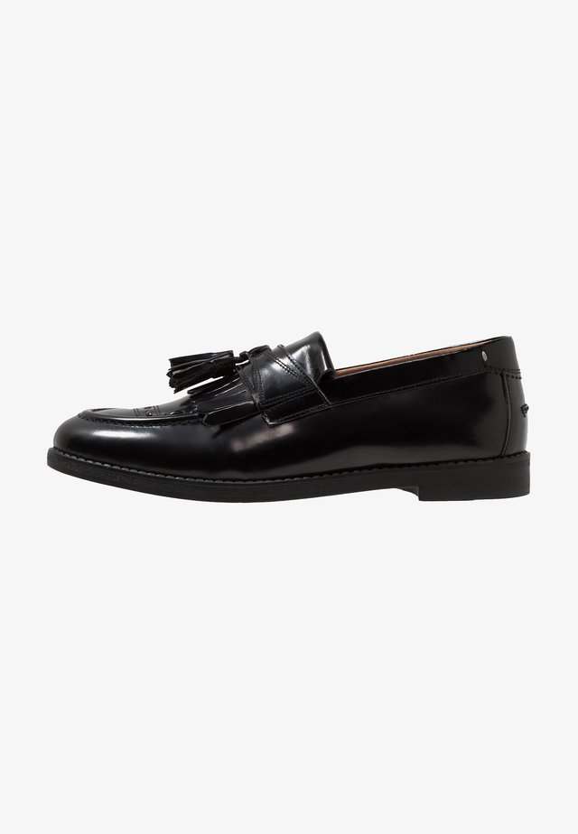 ARCHER - Business-Slipper - black