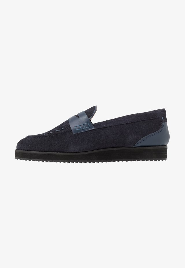 BOWIE PENNY - Slipper - navy