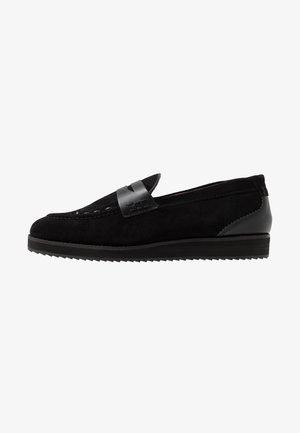 BOWIE PENNY - Slippers - black