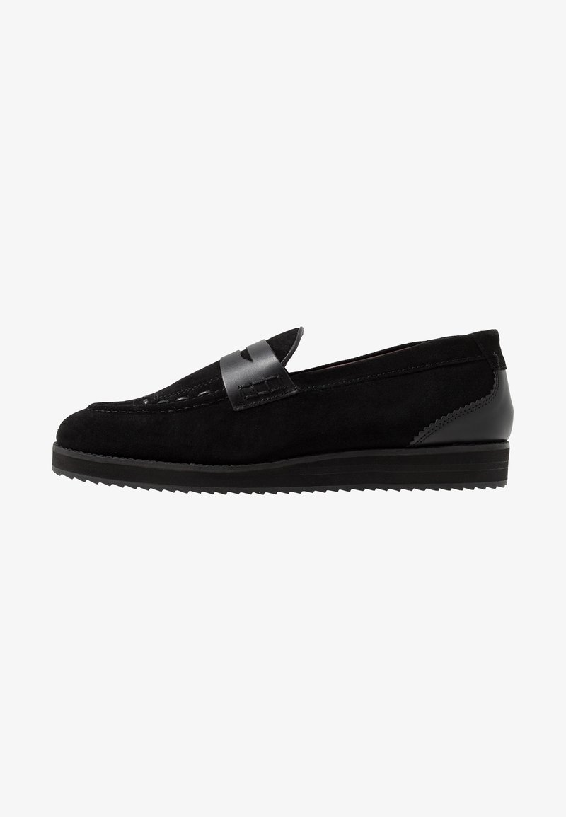 House of Hounds - BOWIE PENNY - Mocassins - black