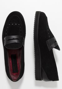 House of Hounds - BOWIE PENNY - Mocassins - black - 1