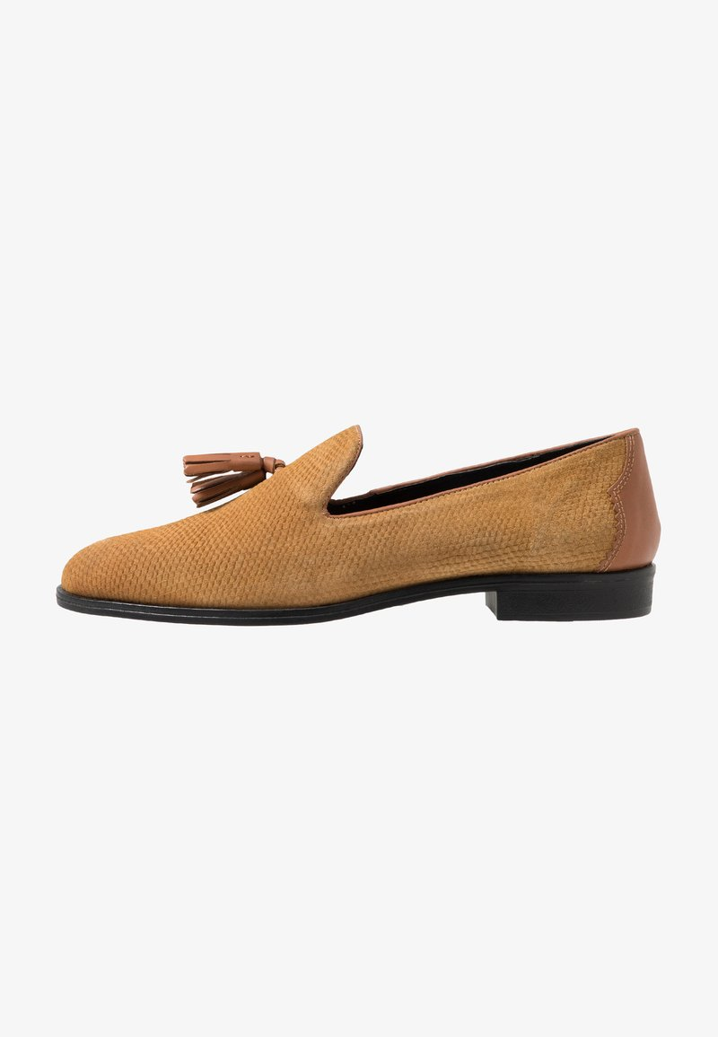 House of Hounds - POINTER - Mocassins - tan