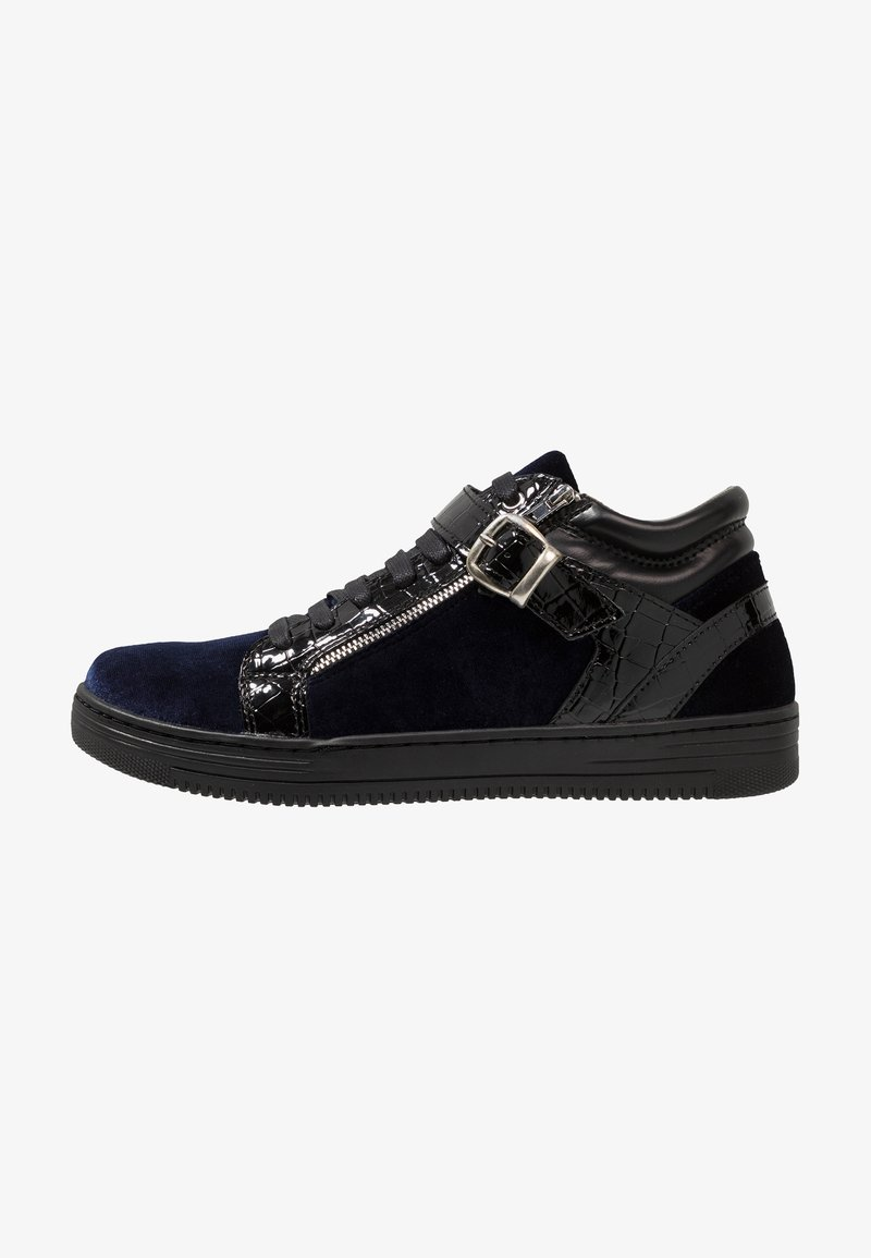 House of Hounds - GRIFFIN MID - Baskets montantes - black/navy