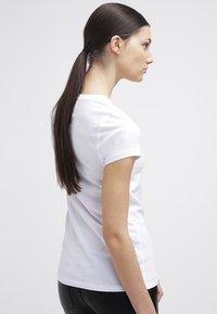 Hilfiger Denim - LEELA - T-shirt basic - classic white - 2