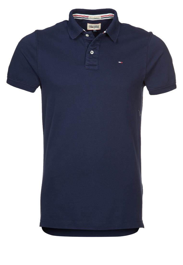 Hilfiger Denim - PILOT - Polo shirt - peacoat