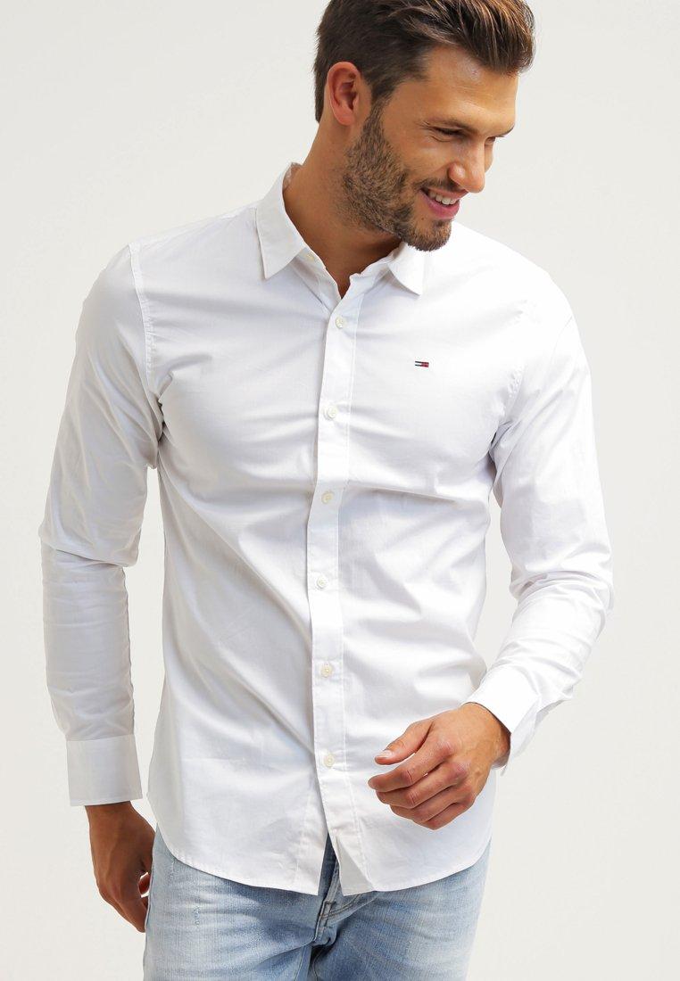 Hilfiger Denim - ORIGINAL SLIM FIT - Koszula - white