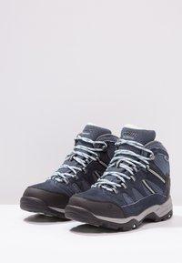 Hi-Tec - BANDERA II WP  - Hiking shoes - cornflower/sprout - 2