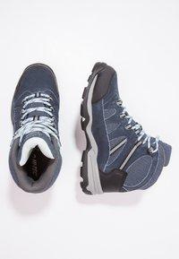 Hi-Tec - BANDERA II WP  - Hiking shoes - cornflower/sprout - 1