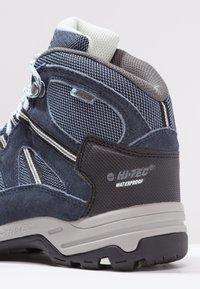 Hi-Tec - BANDERA II WP  - Hiking shoes - cornflower/sprout - 5