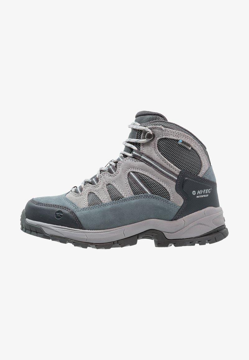 Hi-Tec - BANDERA LITE MID WP WOMENS - Hikingschuh - stormy weather/grey/skygrey