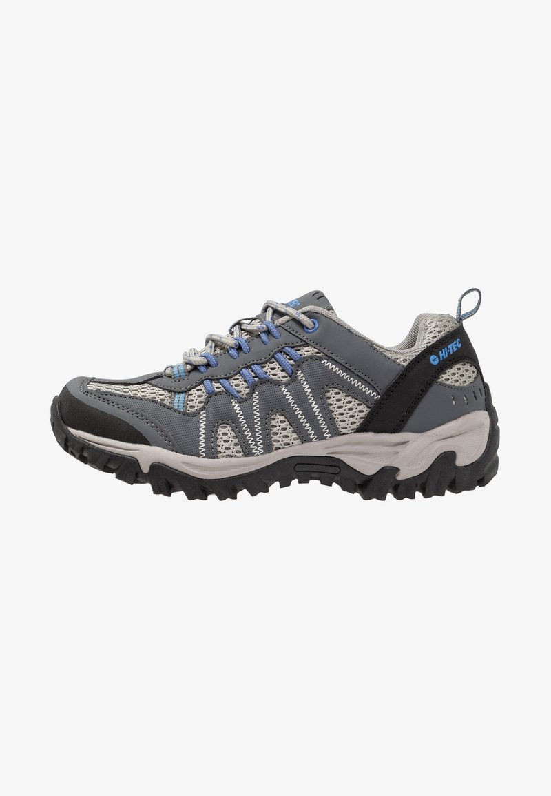 Hi-Tec - JAGUAR WOMENS - Hikingschuh - charcoal/dusty blue