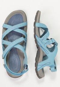 Hi-Tec - WAIMEA FALLS - Trekkingsandaler - flint stone/dusty blue - 1