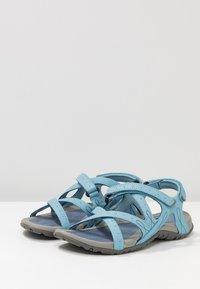Hi-Tec - WAIMEA FALLS - Trekkingsandaler - flint stone/dusty blue - 2