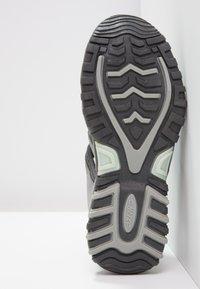 Hi-Tec - COVE  - Walking sandals - grey/charcoal/sprout - 5