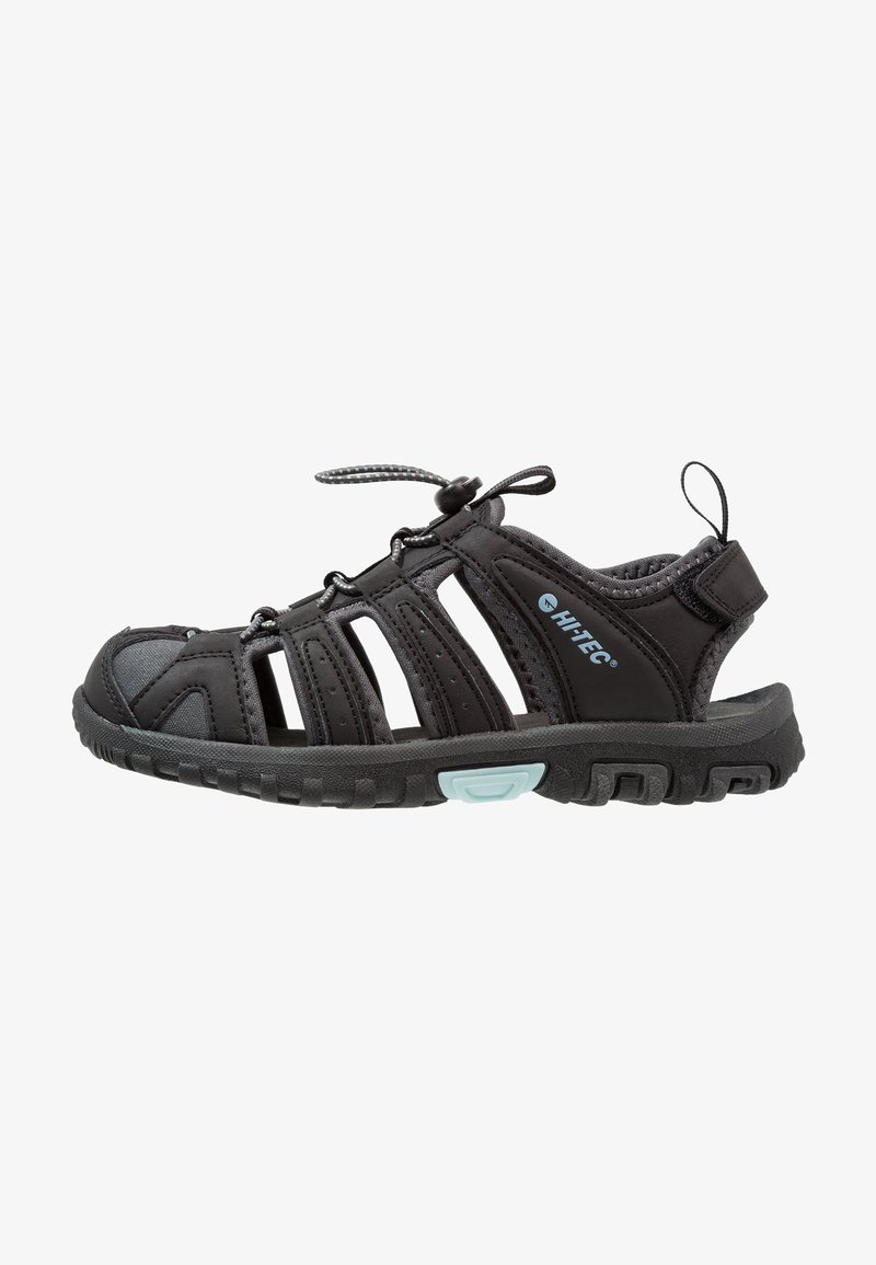 Hi-Tec - COVE  - Walking sandals - dark grey