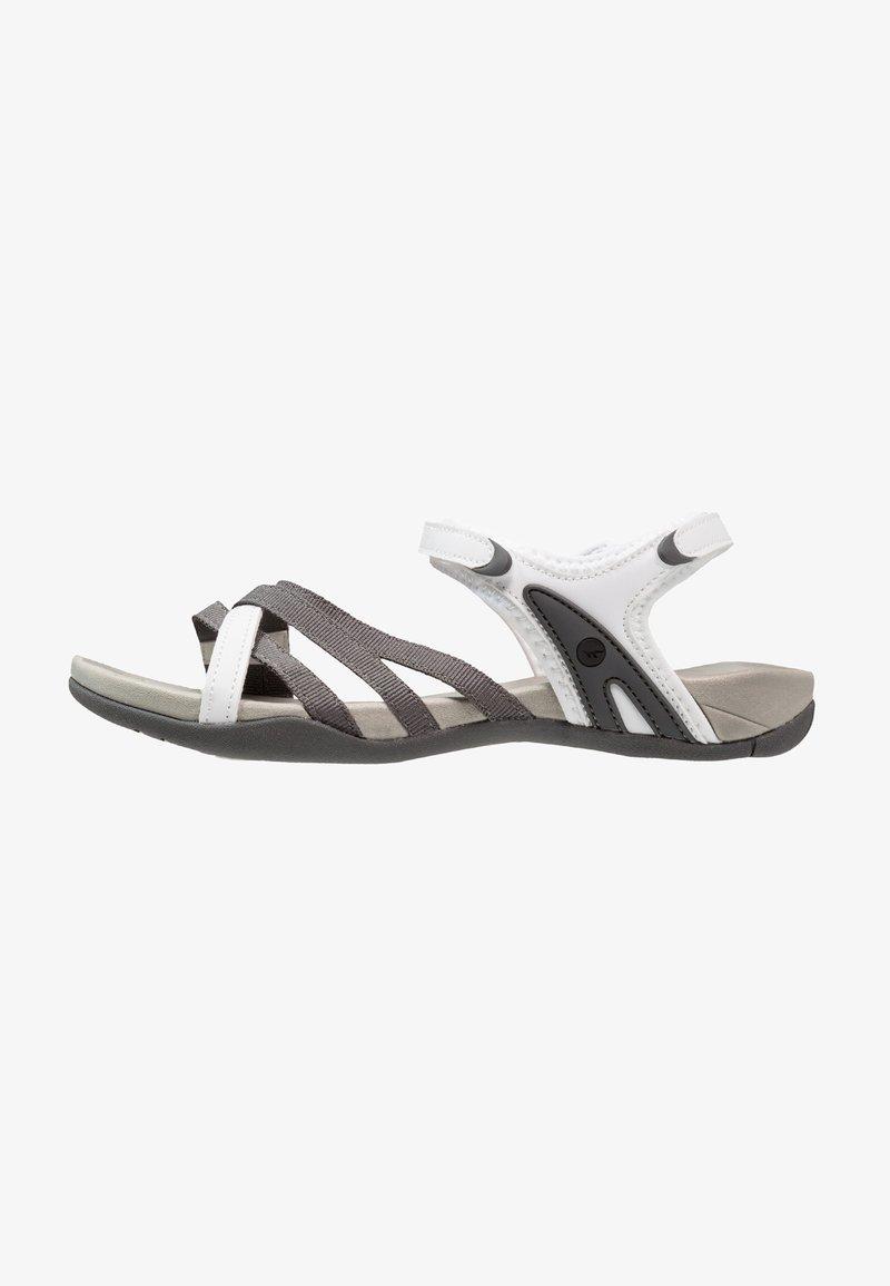 Hi-Tec - SAVANNA II  - Sandales de randonnée - white/grey