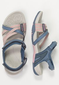 Hi-Tec - SAVANNA II  - Outdoorsandalen - flintstone/cool grey - 1