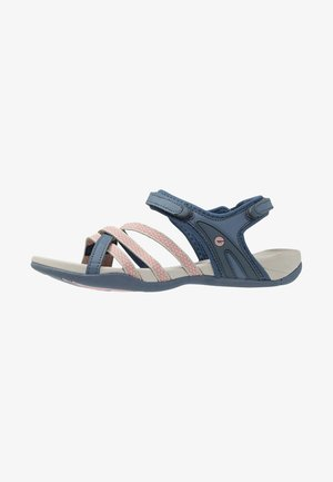 SAVANNA II  - Walking sandals - flintstone/cool grey