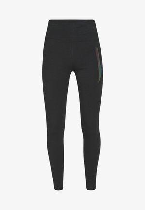 HARLSDEN - Leggings - washed black