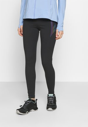 HARLSDEN - Legging - washed black
