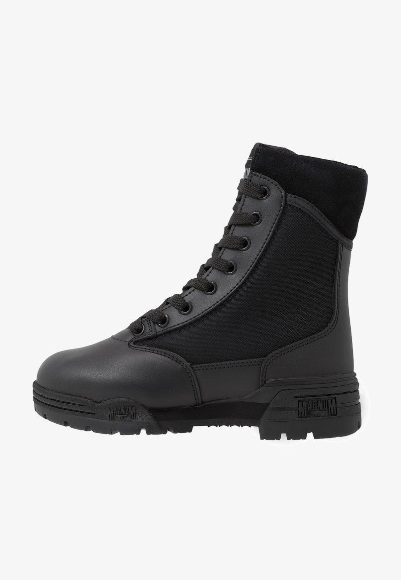 Hi-Tec - MID - Zapatillas de senderismo - black