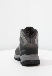 Hi-Tec - BANDERA LITE MID WP - Hiking shoes - charcoal/grey/goblin blue - 3