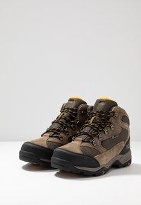 Hi-Tec - STORM WP - Hikingskor - smokey brown/taupe/gold - 2