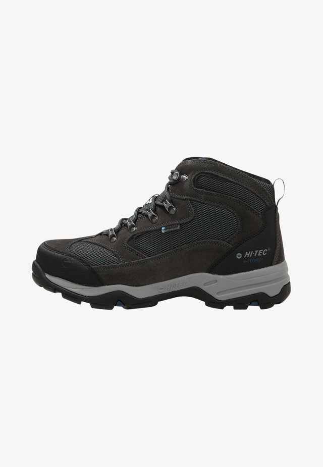 STORM WP - Outdoorschoenen - charcoal/grey/majolica blue