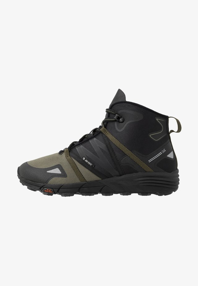 V-LITE SHIFT I+ - Outdoorschoenen - olive night/black