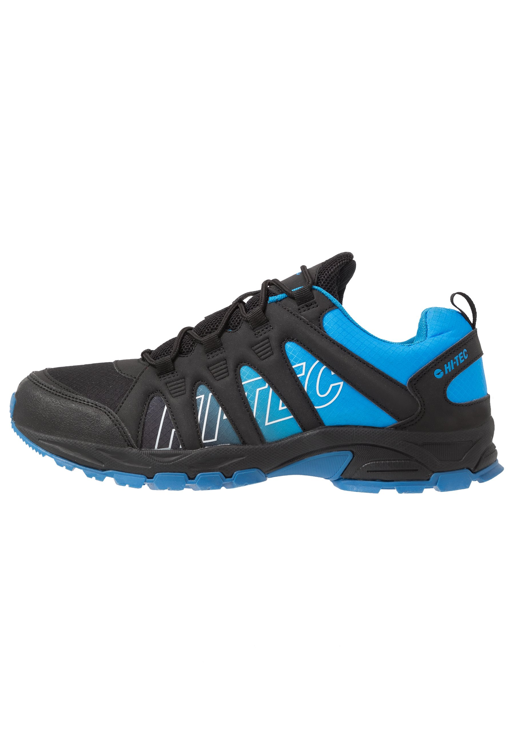 Hi-tec Warrior - Scarpa Da Hiking Black/grey FAllv