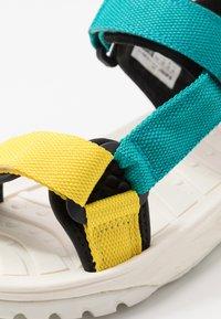 Hi-Tec - ULA RAFT - Sandały trekkingowe - blazing yellow/navigate - 5