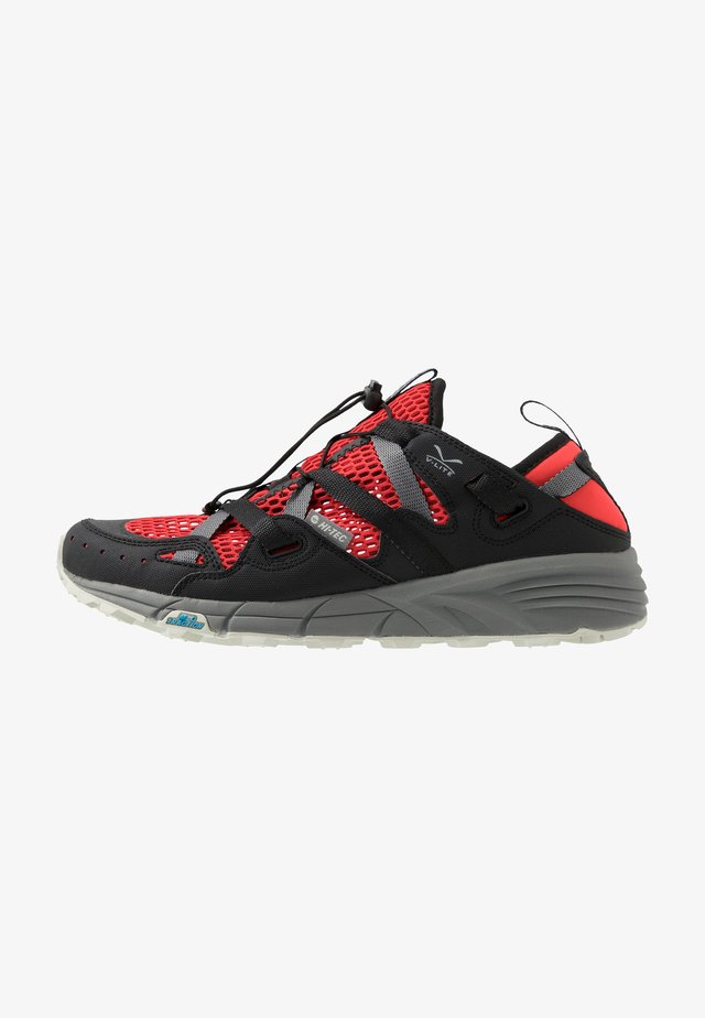 V-LITE RAPID - Hikingsko - zingy red/cool grey/black