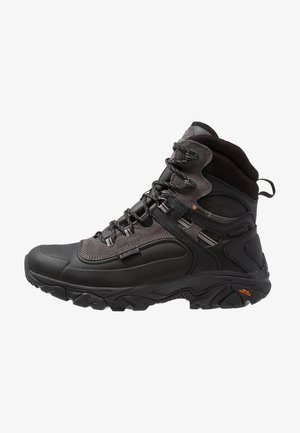 RAVUS CHILL 200 WP - Winter boots - charcoal/black
